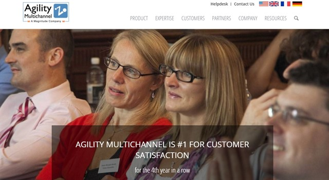 Product information management - Agility