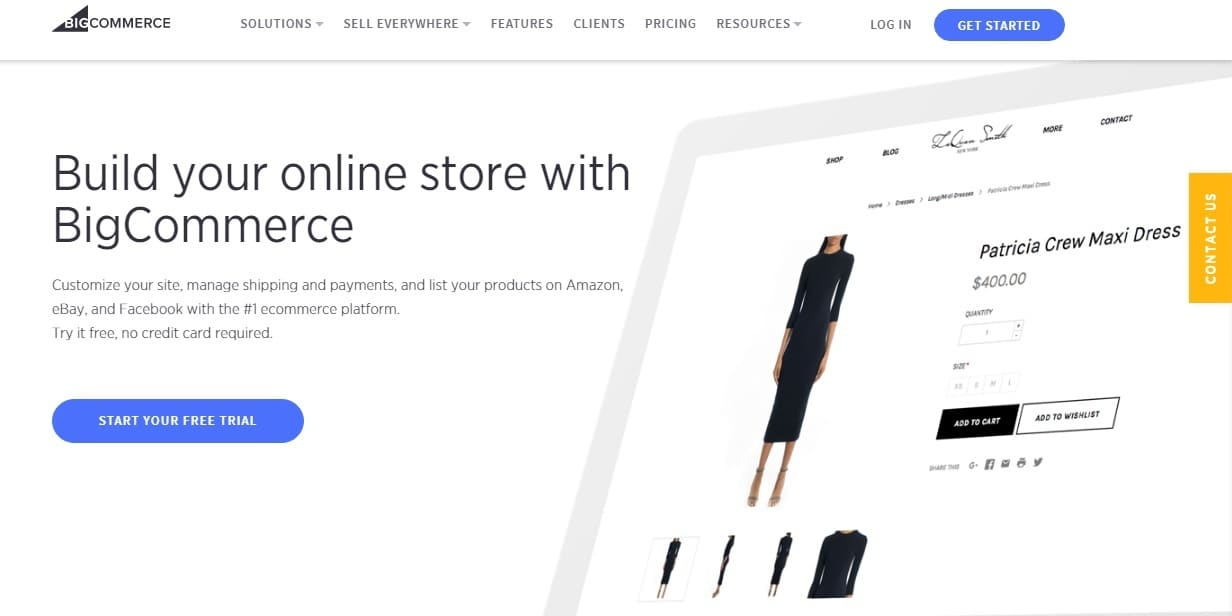 Salesforce Commerce Cloud alternatives and competitors