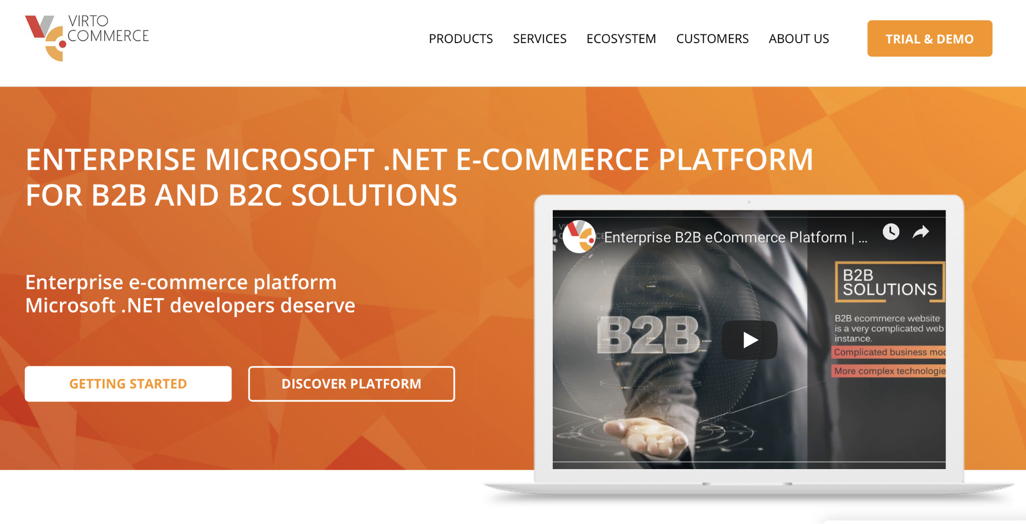 Magento Alternative - Virto Commerce