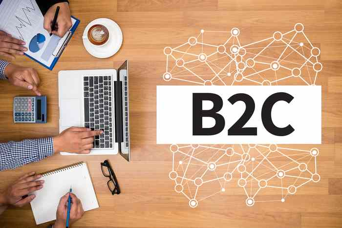 what is b2c ecommerce